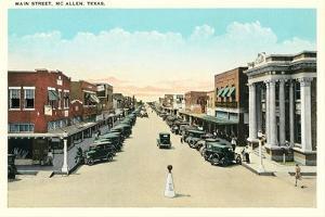 Main Street, Mcallen