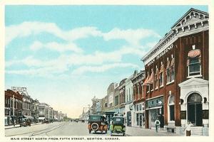 Main Street, Newton