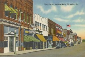 Main Street, North Farmville
