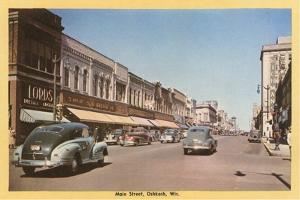 Main Street, Oshkosh