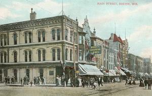 Main Street, Racine, Wisconsin