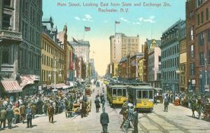 Main Street, Rochester, New York