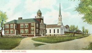 Main Street, Rutland, Mass.