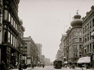 Main Street, Springfield, Mass.