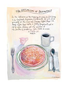 The New Yorker - July 22, 2013 by Maira Kalman