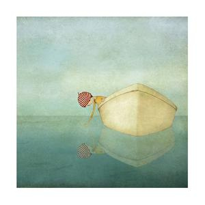 On the Sea by Maja Lindberg
