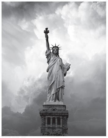 Majestic Lady Liberty