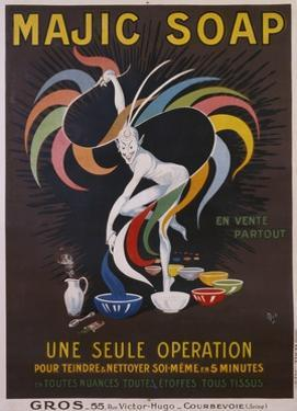 Majic Soap - Une Seule Operation Poster