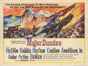 Major Dundee, 1965