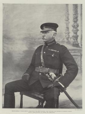 Major-General T Kelly-Kenny (Commanding the Sixth Division)