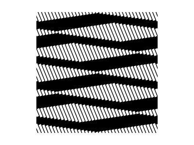 Seamless Monochrome Design