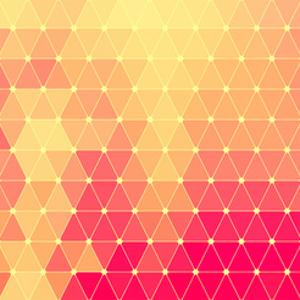 Vector Abstract Geometric Pattern by Maksim Krasnov