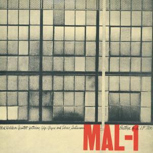 Mal Waldron - Mal-1