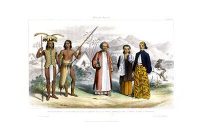 Malay Race, 1800-1900