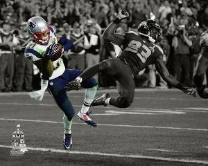Malcolm Butler Interception Super Bowl XLIX Spotlight
