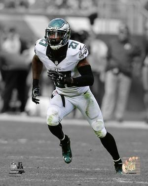 Malcolm Jenkins 2014 Spotlight Action