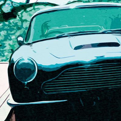 Aston Classic by Malcolm Sanders