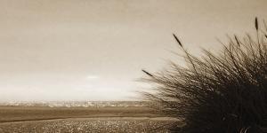 Calm Lagoon by Malcolm Sanders