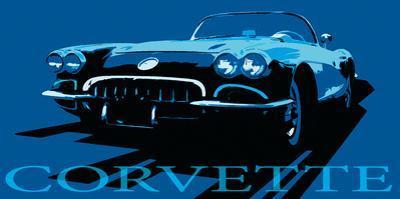 Corvette by Malcolm Sanders