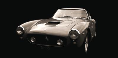 Ferrari 250 GT by Malcolm Sanders