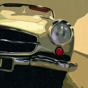 Mercedes Classic by Malcolm Sanders