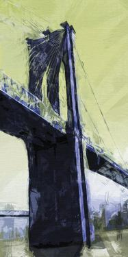 Urban Vertical Crossing by Malcolm Sanders