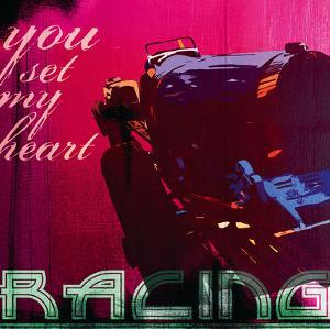 You Set My Heart Racing by Malcolm Sanders