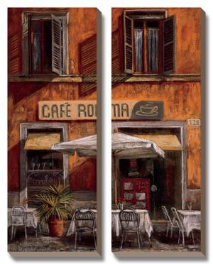 Café Roma by Malcolm Surridge