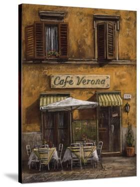 Cafe Verona by Malcolm Surridge
