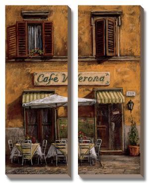 Café Verona by Malcolm Surridge