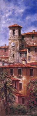 Clock Tower by Malcolm Surridge