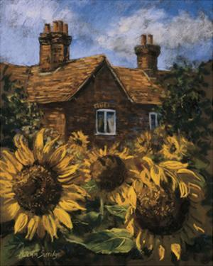 Cottage of Delights I by Malcolm Surridge