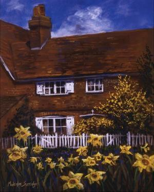 Cottage Of Delights III by Malcolm Surridge