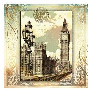 London Memories by Malcolm Watson