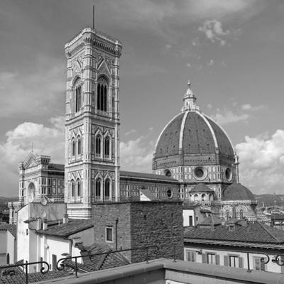 Fantastic View of Cathedral of Florence by Malgorzata Kistryn
