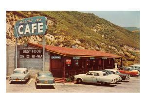 Malibu Inn Cafe, Roadside Retro