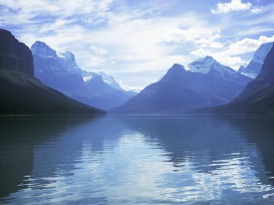 Maligne Lake, Alberta, Rockies, Canada