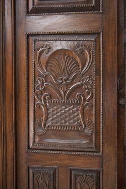Exteruir Door of Casa de Aliaga, Lima, Peru by Mallorie Ostrowitz