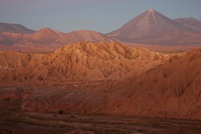 Sunset Near Catarpe, Atacama
