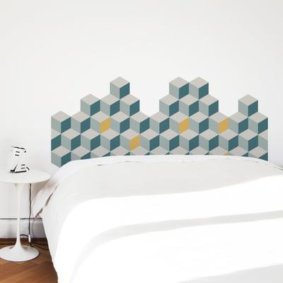 Teal Wall Decal