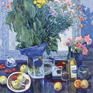 Anniversary Flowers by Malva