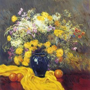 Still Life with Yellow by Malva