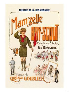 Mam'zelle Boy-Scout