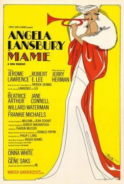 Mame - Broadway Poster , 1966