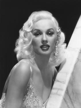 Mamie Van Doren, Paramount Portrait, 1957