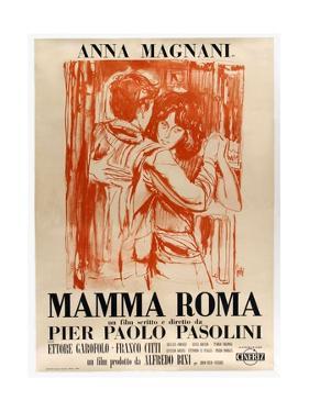 Mamma Roma, 1962