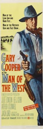 Man of the West, 1958