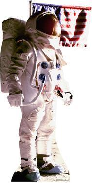 Man on the Moon Lifesize Cardboard Cutout