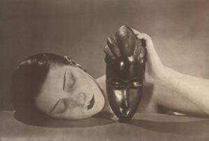 African Mask by Man Ray