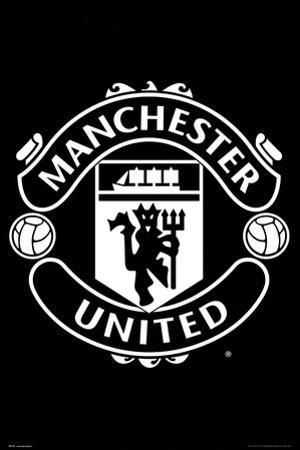 Man Utd Crest 2017-2018